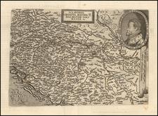 Balkans, Croatia & Slovenia, Bosnia & Herzegovina and Serbia & Montenegro Map By Matthias Quad