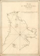 Philippines Map By Jean-Baptiste-Nicolas-Denis d'Après de Mannevillette