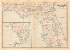 Florida Map By Asher  &  Adams
