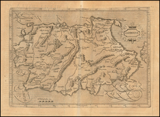 Italy Map By Matthias Quad
