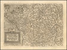 France Map By Matthias Quad