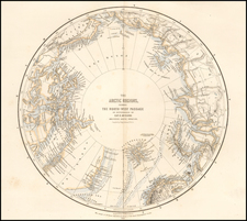 Polar Maps Map By Royal Geographical Society