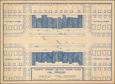 [Los Angeles Urban Planning] . Suggested Treatment For Local Business Centers Along Main Thorofares By Charles B. Bennett