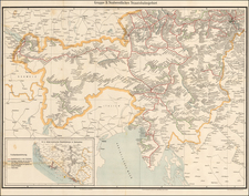 Austria Map By Anonymous