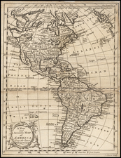 America Map By John Gibson