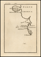 Pacific Northwest and California Map By Jonathan Swift