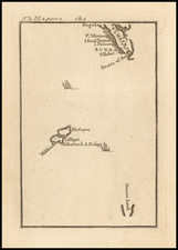 Indonesia, Other Islands and Curiosities Map By Jonathan Swift