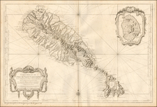 Other Islands Map By Depot de la Marine