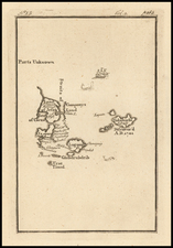 Pacific Ocean, Pacific Northwest, Japan, Korea and Curiosities Map By Jonathan Swift