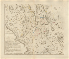 Mid-Atlantic Map By William Faden / John Hills