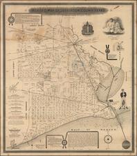Texas Map By Pattillo Higgins