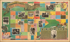 San Francisco Map By Rolling Stone Magazine