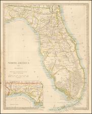 Florida Map By SDUK