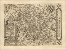 Centre et Pays de la Loire Map By Matthias Quad