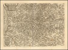 France and Nord et Nord-Est Map By Matthias Quad
