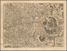 Map By Matthias Quad / Janus Bussemacher