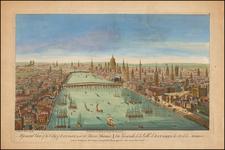 London Map By Thomas Bowles