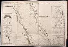Atlases Map By Jean-Baptiste-Nicolas-Denis d'Après de Mannevillette