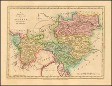Austria Map By Robert Wilkinson