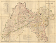 India Map By Surveyor General of India