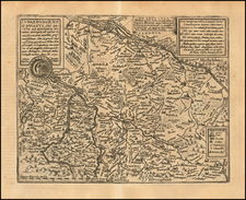 Germany Map By Matthias Quad / Janus Bussemacher