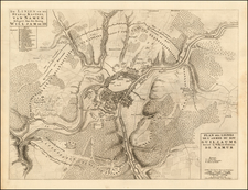 Belgium Map By Pierre Mortier