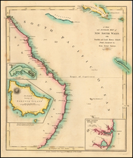 Australia Map By Robert Wilkinson