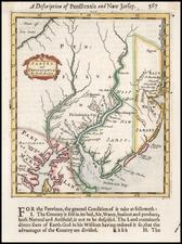 Map By Robert Morden