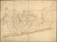 Hispaniola Map By Anonymous
