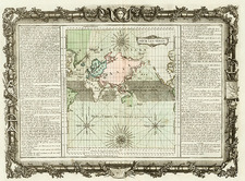 World and World Map By Buy de Mornas