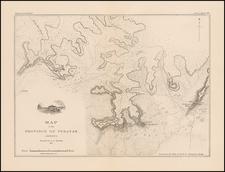 Arizona Map By U.S. Geological Survey