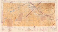 Idaho Map By U.S. Coast & Geodetic Survey