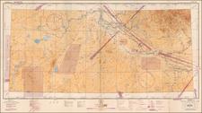 Idaho Map By U.S. Coast & Geodetic Survey