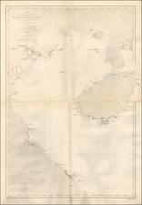 China and Southeast Asia Map By Depot de la Marine