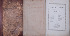 Atlases Map By John Reid