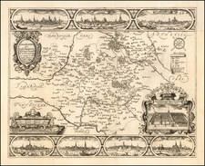 France Map By Martin Le Bourgeois