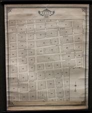 Montana Map By Baker & Harper