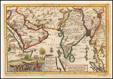 Reys-Togt van Aleppo over Ormus, door Indien tot in Pegu en Siam Gedaan By Pieter van der Aa