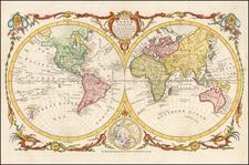 World Map By Thomas Bowen