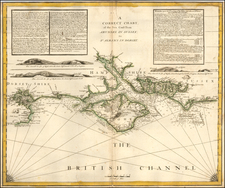 England Map By Charles Price