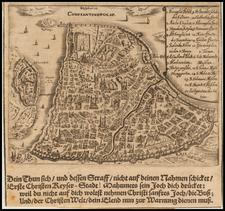 Constantinopolis  By Sigmund von Birken