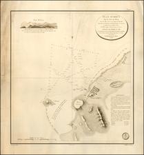Chile and Peru & Ecuador Map By Depot de la Marine