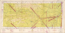 Arkansas Map By U.S. Coast & Geodetic Survey