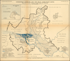 Map By Augustus Herman Petermann