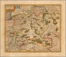 Lithuania By Rumold Mercator