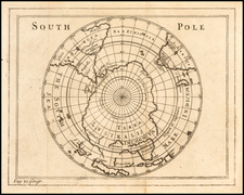Polar Maps Map By Sir Jonas Moore