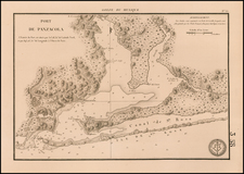 Florida Map By Depot de la Marine