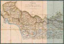 Northern Italy Map By Rousseau