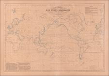 World Map By Joseph Lartigue