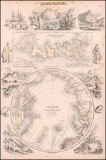 Polar Maps Map By Archibald Fullarton & Co.